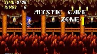 Sonic 2 Millennium Edition (Genesis) - Longplay