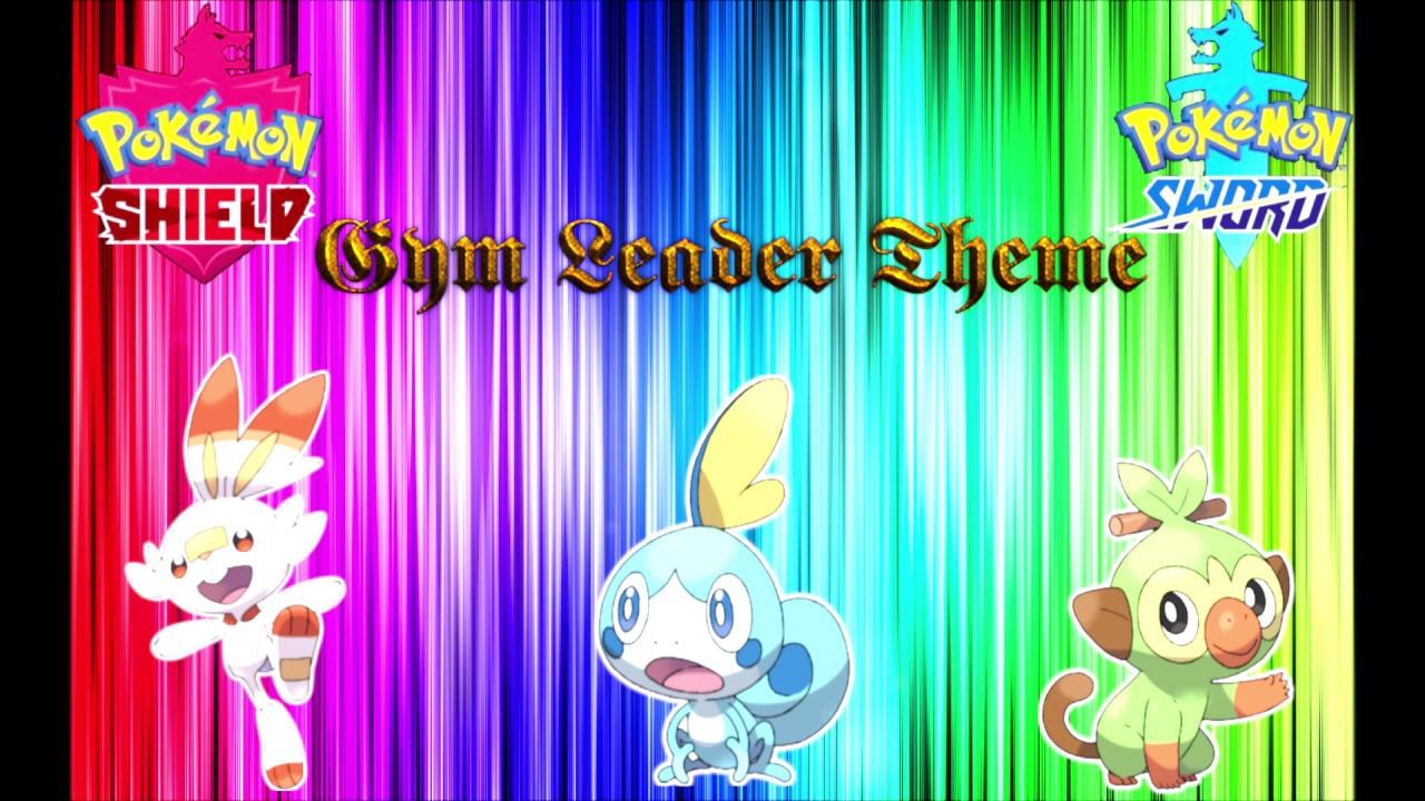 Pokemon Sword Shield Gym Leader Theme Youtube