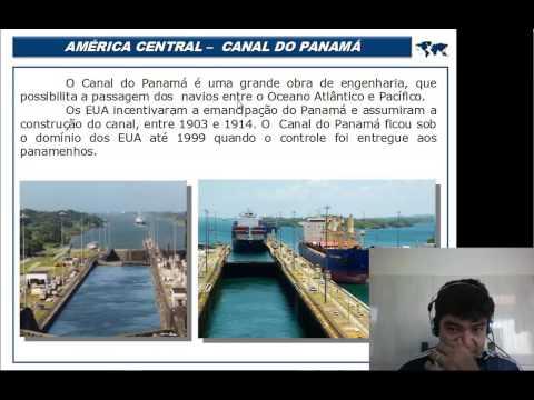 Continente americano -  América Central