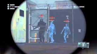 MGSV TPP 売国の車列 スカルズ ノーダメ ノーキル 安全で簡単な倒し方 メタルギアソリッド5 ファントムペイン 攻略 thumbnail