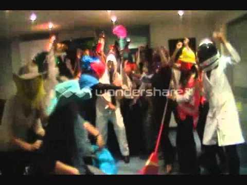 Harlem Shake Manpower Uruguay