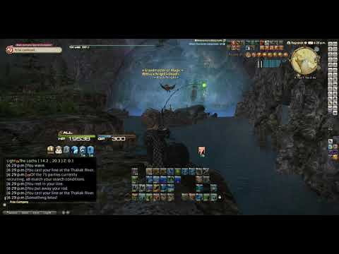 Ffxiv Thinker's Coral Hq (Fish Relic Patch 5,25)
