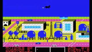 Wrangler is a Falcon Patrol clone for the MSX. It was released by Indescomp, who did not make that many games for the MSX, in 1985. The object of the game is ...