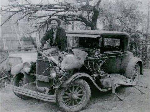 hunting vintage dickson