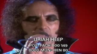Uriah Heep - Free Me 1978