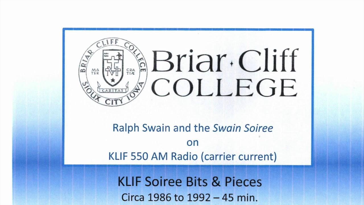 Briar Cliff College KLIF 550 AM Radio