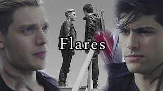 "Jace & Alec ➰ ""I trust you. Parabatai"" [+1x03]"