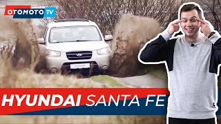 HYUNDAI SANTA FE II - niedoceniany Koreańczyk lepszy od innych SUV-ów | Test OTOMOTO TV
