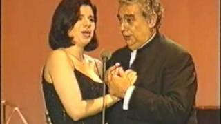 Placido Domingo & A.M. Martinez in Merry widow Wroclaw