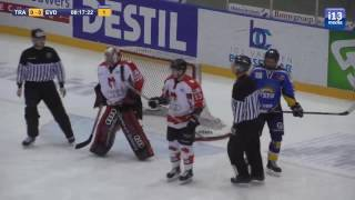 DESTIL TRAPPERS VS. EV Duisburg ( 29-1-2017 )