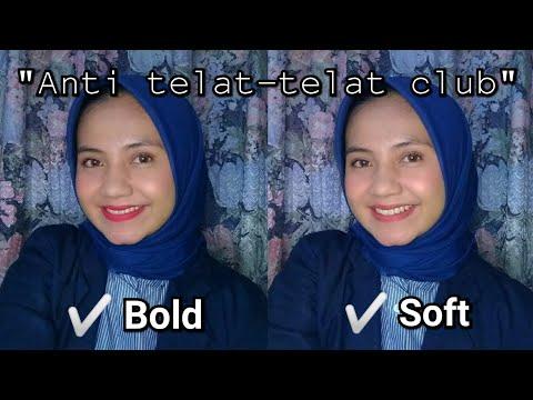 makeup-simple-&-fresh-buat-pergi-ke-kantor-+-rekomendasi-warna-lipstik-😍- -nuri-amaliyah