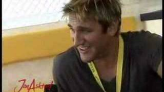 Celebrity Chef Curtis Stone & TV chef Jon Ashton. thumbnail