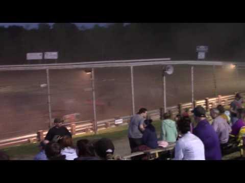 Hummingbird Speedway (6-3-17): Street Stock Feature