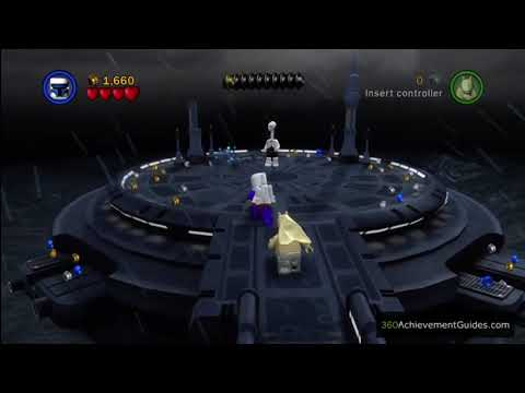LEGO Star Wars: TCS - Minikit Guide - Episode II: Discovery On Kamino