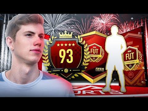 FIFA 19: PLATZ 93 DER WELT FUT CHAMPIONS TOP 100 REWARDS! 😍🔥