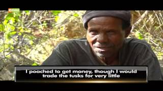 VIDEO: Reformed poacher speaks on the lucrative business