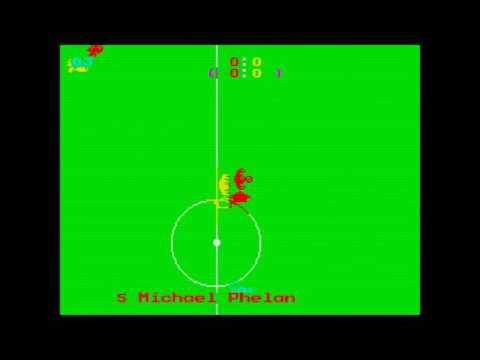 Manchester United Europe (ZX Spectrum)