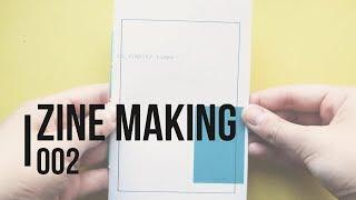 Zine making | 002 | Digital collage
