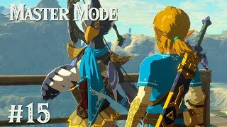 THE DUMB BIRB PLACE: Zelda BotW MASTER MODE #15