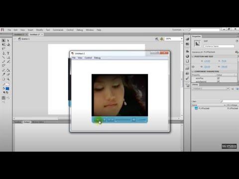 fix problem import audio and video in adobe flash cs6