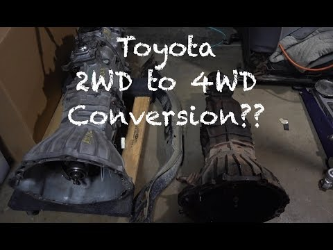 Can I Put A 4WD Transmission In My 2WD Truck??