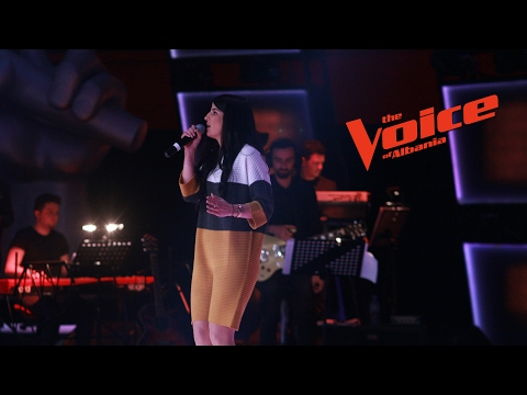 Klaudia Yzeiraj – No air – Audicionet e fshehura – The Voice of Albania 6