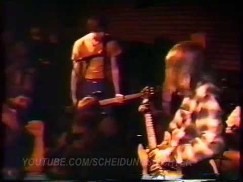 Nirvana Ann Arbor Mi 1990 04 10 Cam2