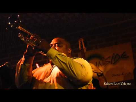 Alexander Abreu Quintet - El Manisero @ Sunside Jazz Club (France - Paris)
