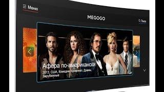 Демонстрация UltraHD-раздела Megogo на UHD-телевизоре Samsung  - gagadget