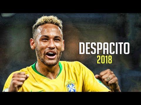 Neymar Jr ► Despacito ft. Justin Bieber ● Ultimate Skills & Goals 2018 | HD