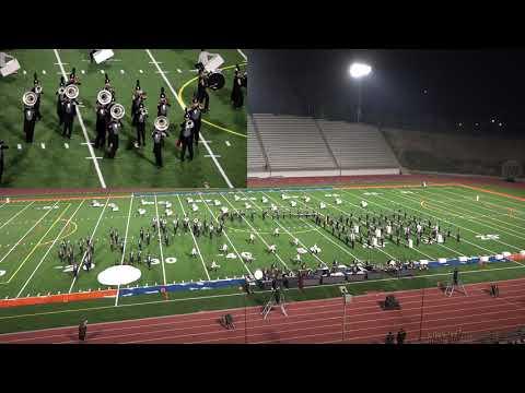 Rancho Buena Vista High School 6A 2018 SCSBOA Field Band Championships [4K]