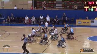 AusChamps U18 - Game 78 -  Kevin Coombs Cup  - New South Wales v Victoria