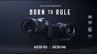 Canon EOS R5 & EOS R6 - Born to Rule TVC (15 secs)