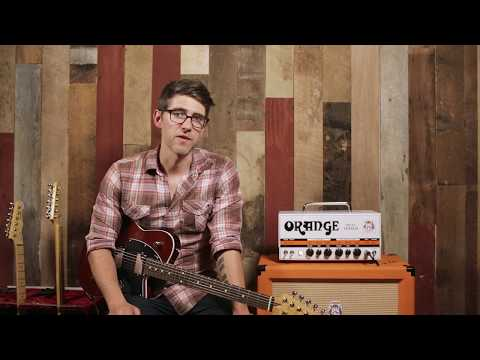 Mason Music Demo Lab: Reverend Charger HB