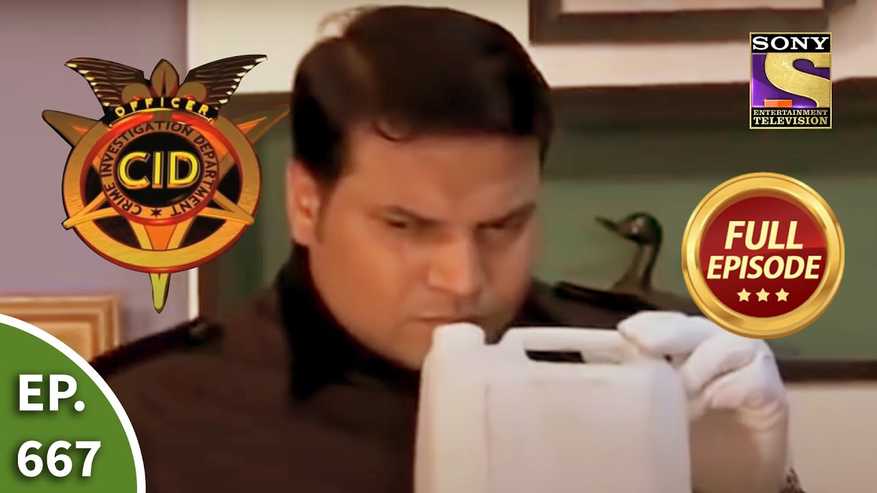 CID - सीआईडी - Ep 667 - Dangerous Game - Full Episode