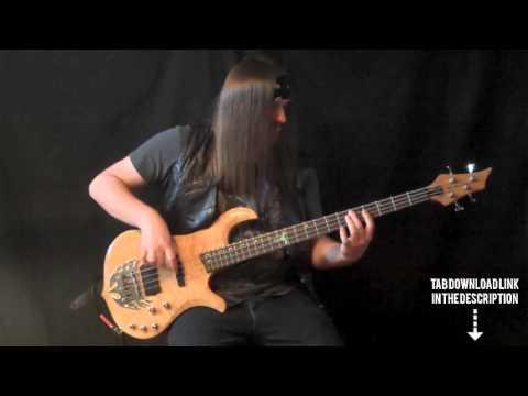 Lynyrd Skynyrd - Gimme Three Steps - Bass Cover by Seth Myers