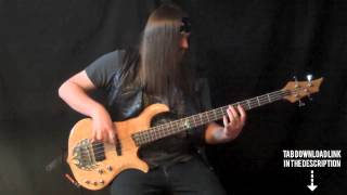Lynyrd Skynyrd - Gimme Three Steps - Bass Cover by Seth Myers
