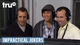 Impractical Jokers - Sal Makes Conversation in the Elevator