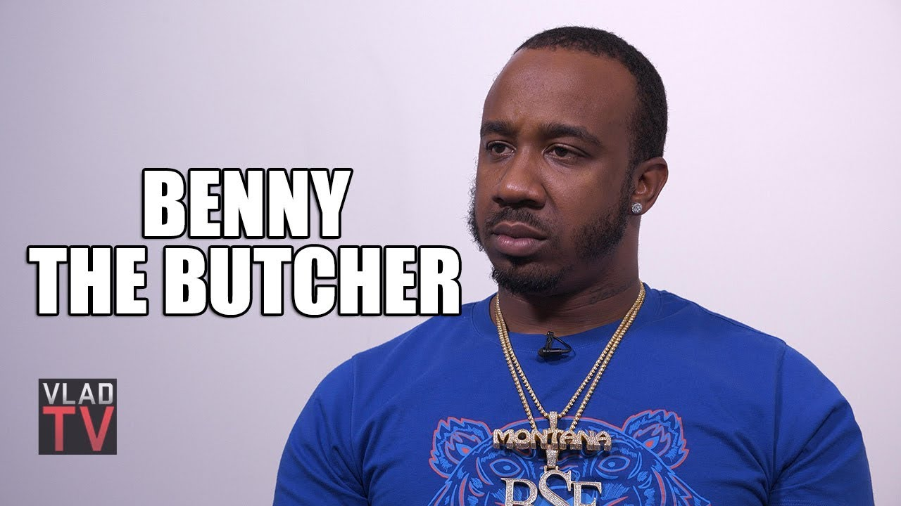 Benny the Butcher on Conway Getting Shot in the Head, Face Paralyzed (Part 6)