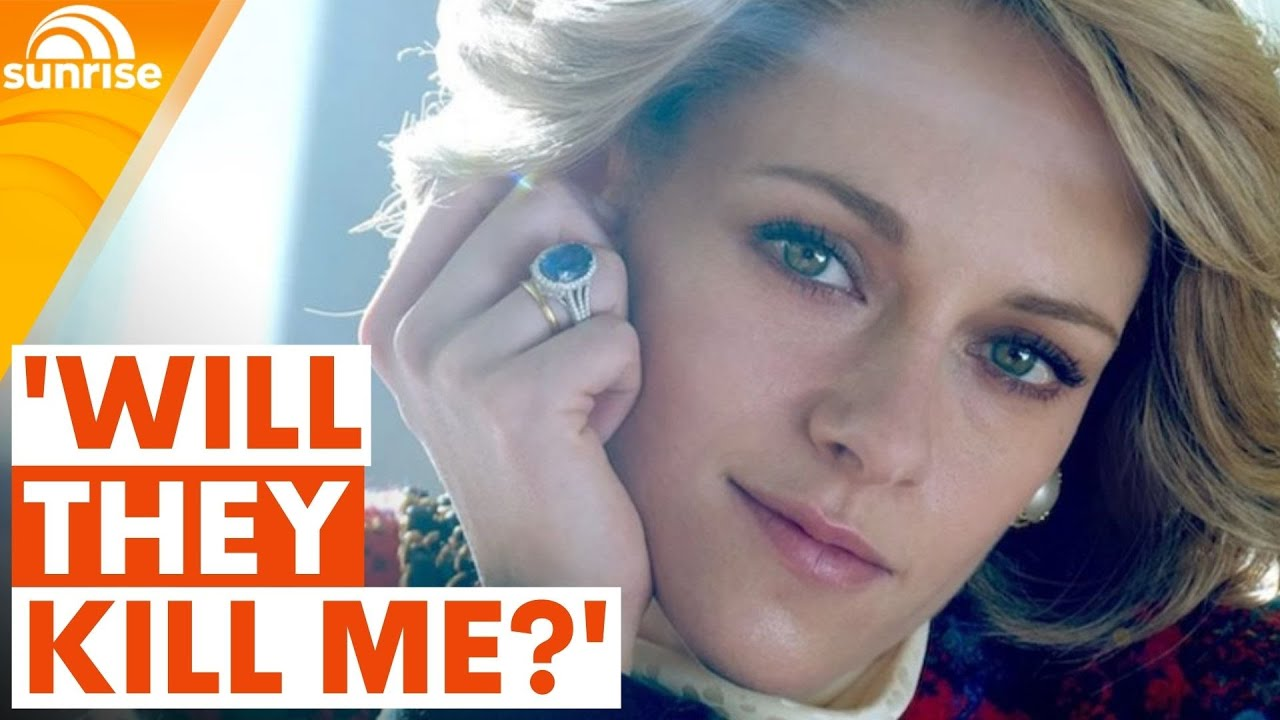 First look at Kristen Stewart playing Princess Diana in SPENCER | Sunrise