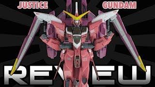 MG ZGMF-X09A Justice Gundam Review - GUNDAM SEED - MG  ジャスティスガンダム