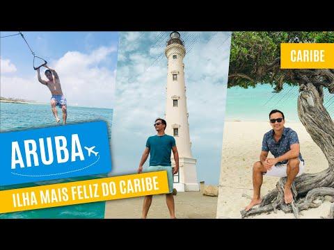 Tudo sobre ARUBA no Caribe