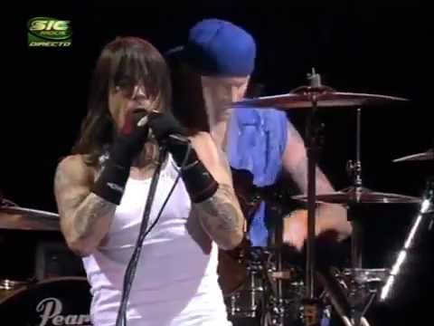 Red Hot Chili Peppers (Live Rock In Rio Lisboa 2006 - Show completo - Full)