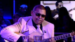Brownie Dutch - DWDD recordings - Sam Cooke - A change is gonna come - 13-9-2011