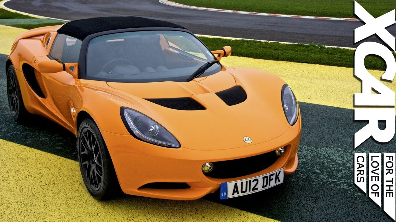 Lotus Elise S: Can A Supercharger Make It Better? - XCAR - YouTube