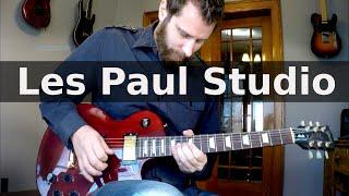 Gibson Les Paul Studio Demo!