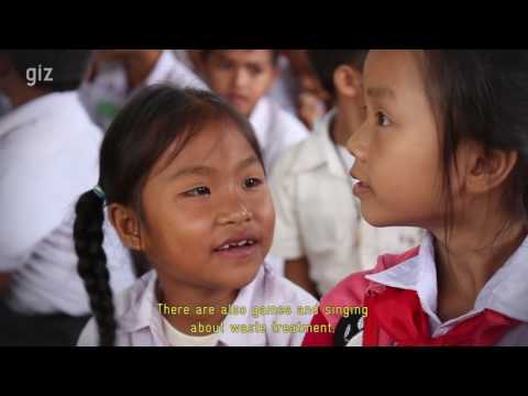 Evironmental Education Tour  in Laos (English)