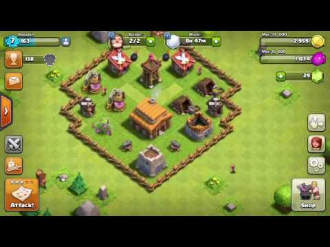 Restarting Clash Of Clans