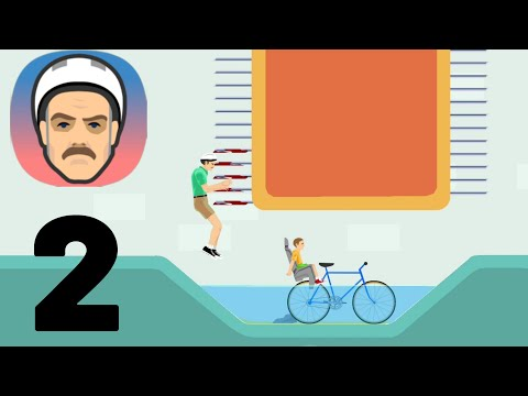 🧔👨IRRESPONSIBLE DAD👨🧔 - Happy Wheels