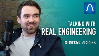 Talking With Brian From Real Engineering | CREATOR #001 | Digital Voices